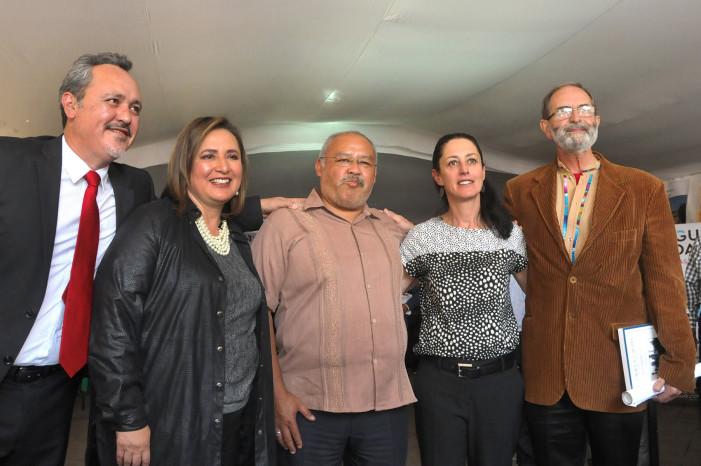 Delegados de Morena y una del PAN acuerdan coordinarse