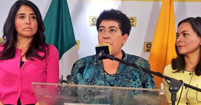 Comadre de los Moreira va por gubernatura de Coahuila por el PRD