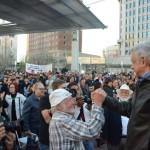 'Inmoral y absurdo' el desprecio de Trump hacia mexicanos: AMLO en El Paso, Texas