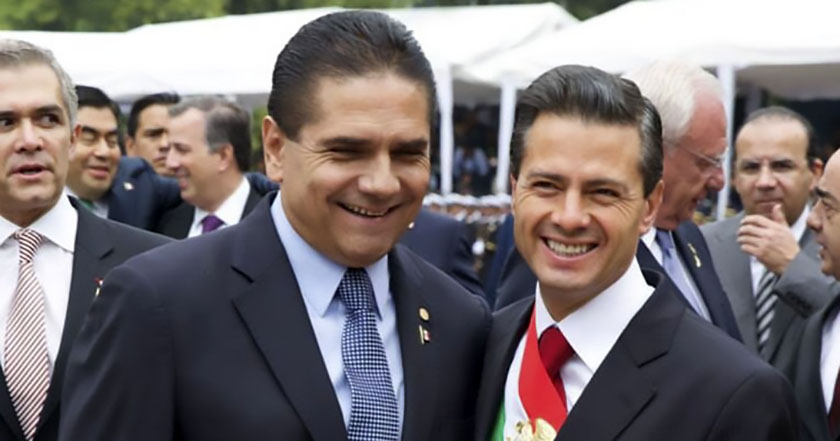 Silvano Aureoles Conejo gobernador michoacán prd 2018 presidenciales peña mancera