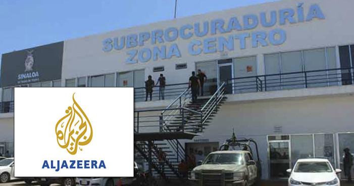 Sinaloa: Grupo criminal asalta a periodistas de Al Jazeera