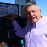 'Salario mínimo en Texas es mayor que en México y gasolina es más barata': AMLO