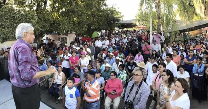 'Atacan a Morena porque encabeza preferencias electorales': AMLO
