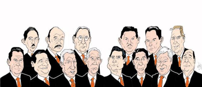 El asesinato de un gobernador y el ascenso del Grupo Atlacomulco