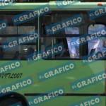 Matan con 10 balazos a pasajero de Azcapotzalco