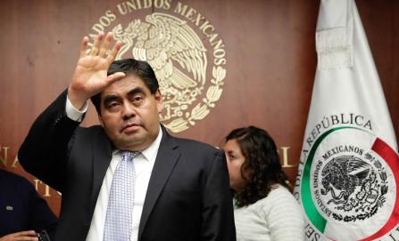 Barbosa renuncia a la coordinación del PRD en el Senado