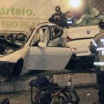 Conductor, único sobreviviente de choque en Reforma y Lieja, será investigado por homicidio