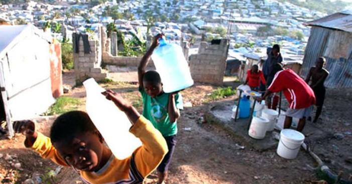 Lista del los 10 países con el agua más contaminada del mundo