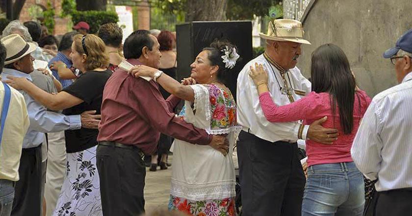 delegación tlalpan danzón tercera edad primavera cartelera arte cultura