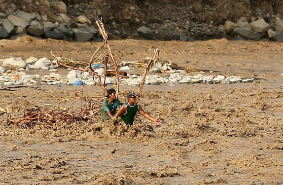desborde rios Perú