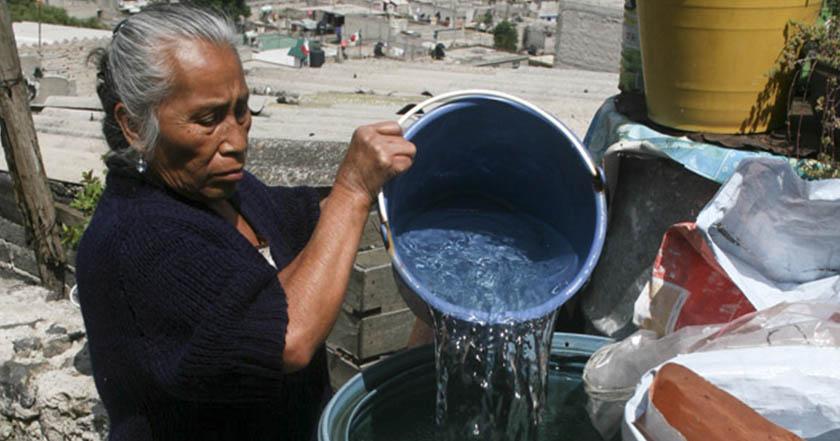 dia internacional del agua crisis desabasto indigenas campesinos