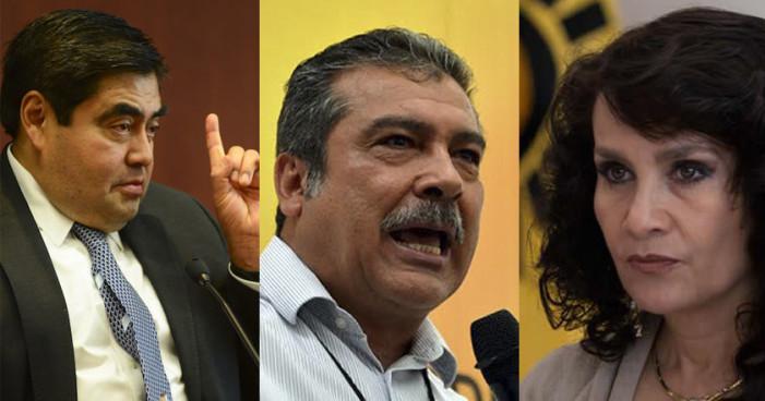 Barbosa, Morón y otros senadores renunciarán el lunes al PRD: Padierna