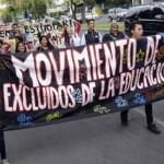Piden los rechazados de la UNAM que se les abran lugares, igual que a 'dreamers'