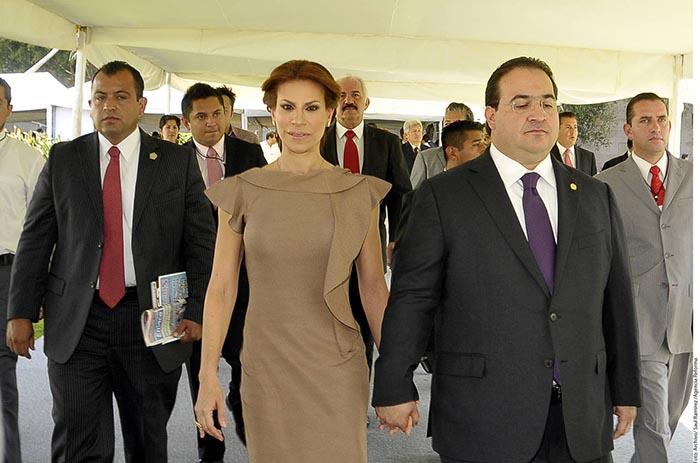 Esposa de Duarte gastó 8 millones de pesos en lujos