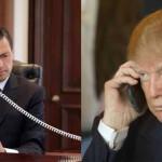 Trump pidió a Peña que dejara de decir que México no pagará el muro: Washington Post