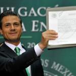 Migrantes regresan a México por que hay oportunidades: Peña Nieto (VIDEO)