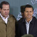 Peña da pésame a Eruviel; ni una palabra sobre periodistas asesinados