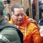 Otorgan arresto domiciliario a Flavino Ríos por 'enfermedad'
