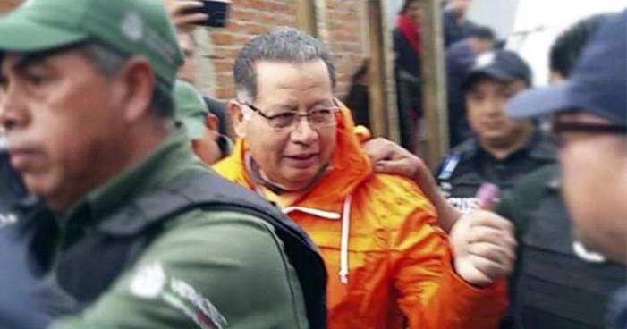 Flavino Ríos y otros funcionarios 'desaparecieron' 200 mdp de pensiones
