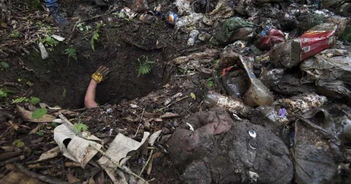 Autoridades de Veracruz, sin recursos para analizar fosa con 250 cadáveres