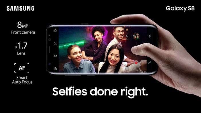 Galaxy S8 con pantalla 'infinita', lector de iris, reconocimiento facial y asistente virtual
