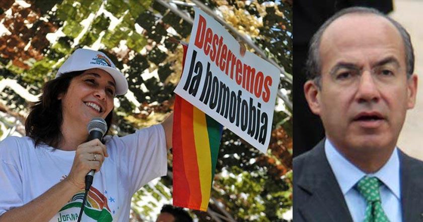 hija presidente Cuba Raúl Castro activista LGBT Mariela Castro Espín felipe calderón méxico