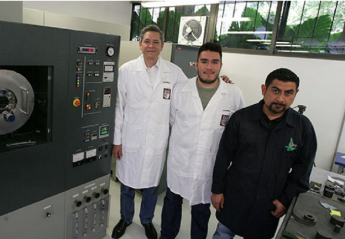Politécnicos inventan super cemento con nanotecnología