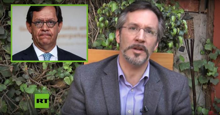 Roberto Campa, el subsecretario de 'Impunidad y Encubrimiento'