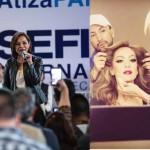 Josefina felicita a 'Lady Alcaldesa' por 'buen gobierno'
