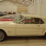 Secretario de gobierno del Edomex tiene 136 autos de colección y rancho con lago artificial