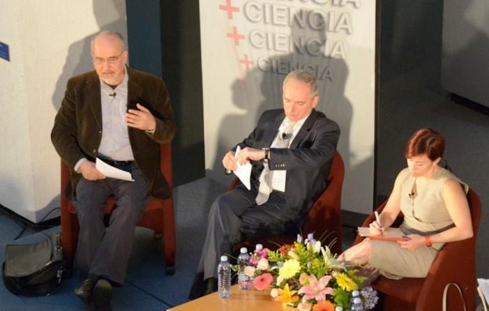 'Ciencia prioridad para la independencia de México': Lorenzo Meyer