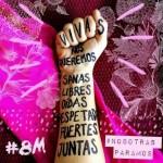 De Argentina a Canadá, las mujeres paran