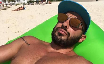 Detienen a narco italiano, presumía en Facebook su vida en Playa del Carmen