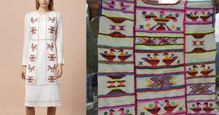 Morena pide protección de propiedad intelectual de arte textil oaxaqueño