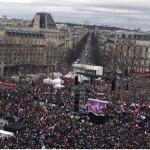 París: Más de cien mil salen a calle a exigir justicia para joven violado por policía