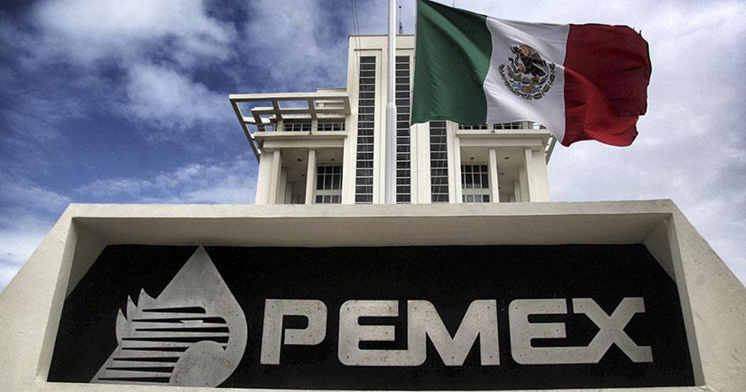 pemex petróleo gasolina