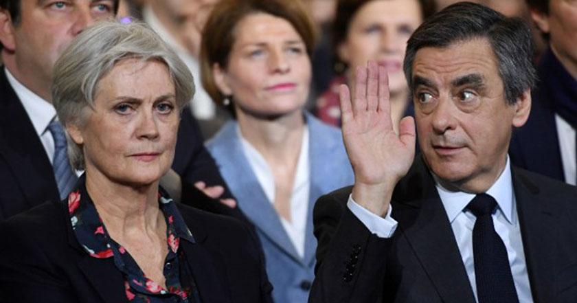 penelope francois fillon francia elecciones presidenciales