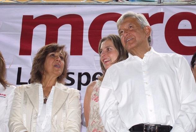 Muere Martha Pérez Bejarano, excolaboradora de AMLO