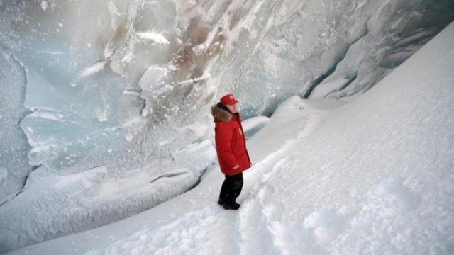 Vladímir Putin viaja al Ártico, la mayor reserva de Rusia