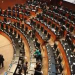 Suspenden votación en el Senado por caso Santiago Nieto