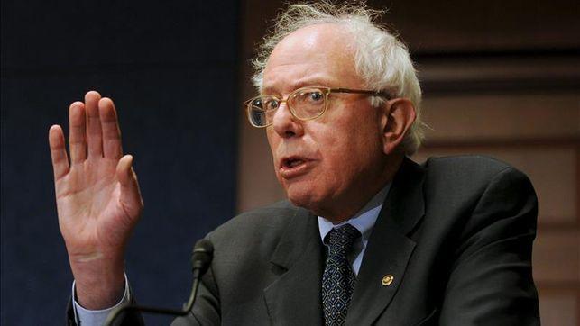 """""""Perder la esperanza no es una opción"""": Bernie Sanders"""