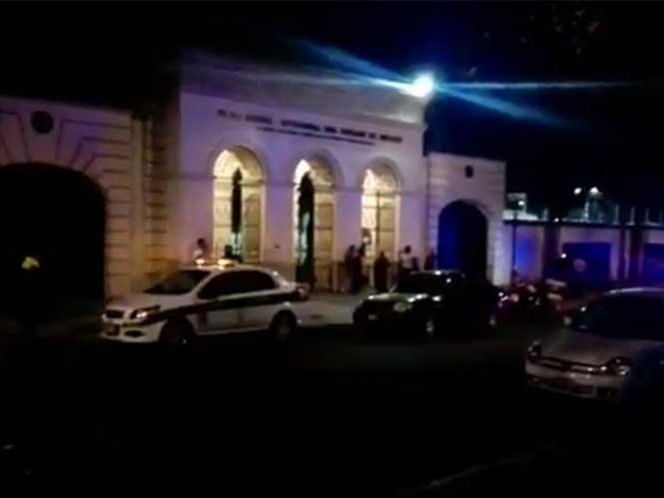 Hombre atacó a estudiantes de Universidad Autónoma del Estado de México