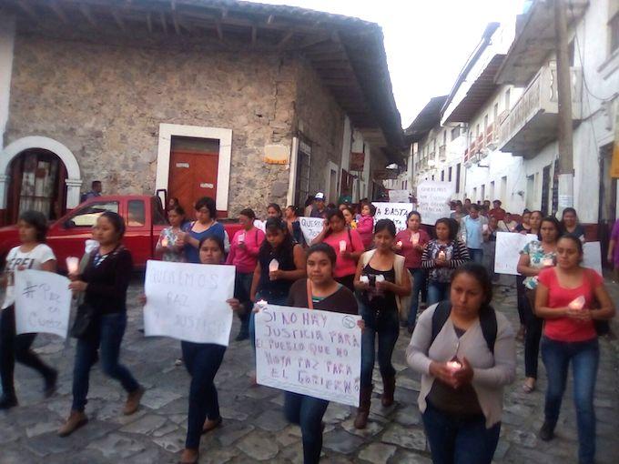 Por ineptitud ante delincuencia piden renuncia de alcalde de Cuetzalan