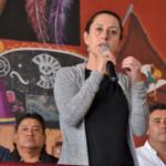 Pobladores del Ajusco y delegada de Tlalpan llegan a acuerdos sobre situación del agua