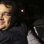 Cae en España presunto cómplice de Duarte, Javier Nava Soria
