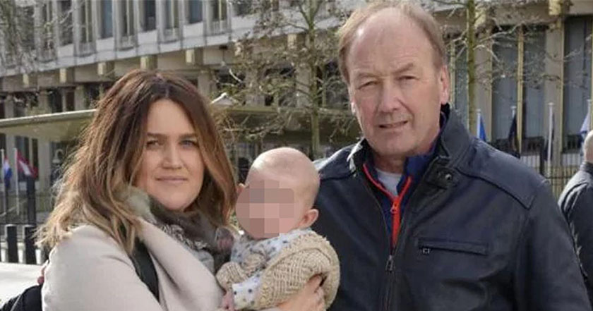 Embajada de EU en Londres interroga a bebé por terrorismo nrm
