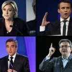 Macron y Le Pen a segunda vuelta presidencial en Francia