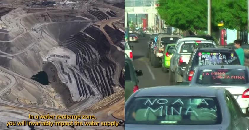Juez cancela mina de Salinas Pliego en BCS por iniciativa de ciudadanos