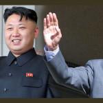 Kim Jong-un responde carta a Assad; condena bombardeo de EU a Siria