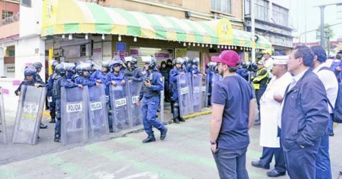 Grupo criminal se había apropiado de taquería 'El Borrego Viudo'